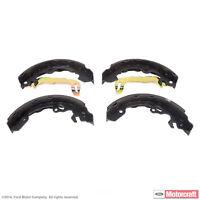 New Rear Drum Brake Shoes OEM FORD 88-89 Festiva E8BZ-2200-A