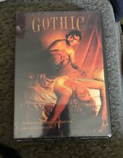 Gothic (DVD, Ken Russell)