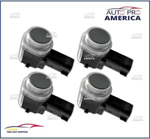 (4) NEW OEM FORD 2013-2019 Lincoln MKT MKS Reverse Parking Sensors 8A5Z15K859LA