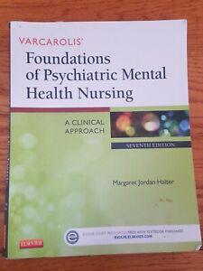 Varcarolis Foundations of Psychiatric Mental Health Nursing 7th edition