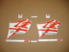 GSX-1300R Hayabusa 2007 complete decals stickers graphics kit set gsxr 2006 logo