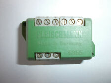 Universal - Relais mit 2 getrennten Umschaltern  Fleischmann 6955