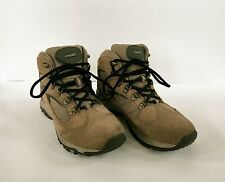 Hi-Tec Women's Montclair Mid Comfort-Tec Waterproof Hiking Boots Size 9 Brown