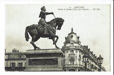 CPA-Carte postale - FRANCE - Orléans - Statue de Jeanne d'Arc- S1560