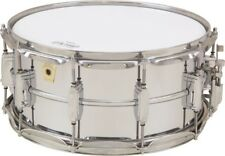 Ludwig LM402 Supraphonic Snare Drum 6.5 x 14 Mint Condition