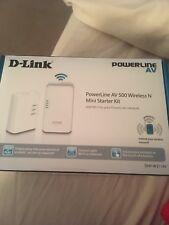 D-Link Powerline AV500 Wireless N Mini Starter Kit - DHP-W311AV - Hotspot