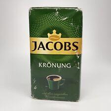 Jacobs Kronung Coffee - Original Fresh German Ground Coffee 500g 1.6 lb 1/2021