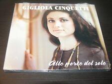 GIGLIOLA CINQUETTI - ALLE PORTE DEL SOLE  WRNCD118 CD NEW DIGIPACK