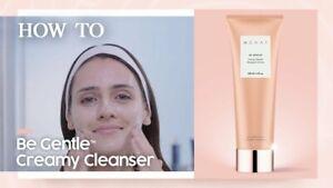 Be Gentle Creamy Cleanser GENUINE MONAT NEW