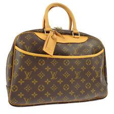 LOUIS VUITTON DEAUVILLE BUSINESS HAND BAG MONOGRAM CANVAS M47270 AK31632e