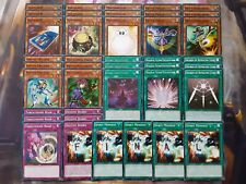 Yugioh Tournament Ready to Play Destiny Board Stall 40 Card Deck Spirit Message