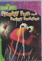 Sesame Street: Firefly Fun and Buggy Buddies (New DVD)