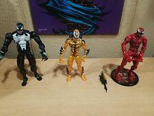 Marvel Legends Phage Venom Carnage  lot of 3