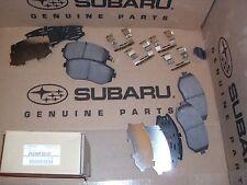 Genuine OEM Subaru Baja Front Brake Pad Set 2002-2006 (26296FG010)