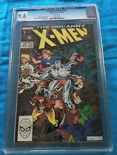 Uncanny X-Men #235 - Marvel - CGC 9.6 NM+ - Claremont