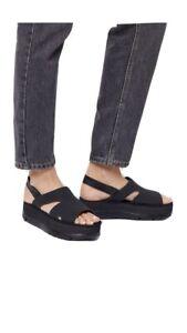 CAMPER ORUGA Flatform Sandals Size 36 NEW in Box
