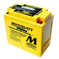Motobatt MBTX12U Motorcycle Battery for Triumph Speed Triple 1050 2005 to 2014