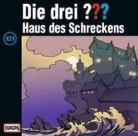 """DIE DREI ??? """"HAUS DES SCHRECKENS"""" CD NEU"""