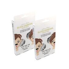 Nesura Charcoal Nose Pore Pack Cleansing Strips Korean Blackhead Remover 16 PCS