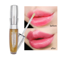 Lip 3D Sexy Super Volume Plumper Plumping Lip Gloss Barbie Doll Pink UK SELLER
