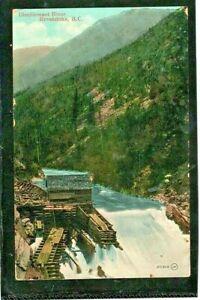 (3198) P/C 1916 REVELSTOKE, ILLECILLEWAET RIVER   USED