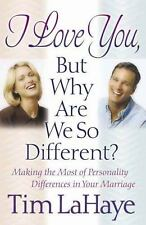 I Love You, but Why Are We So Different?: Making the Most of Personality Differe