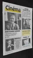 Revista Semanal Cinema Semana de La 1ERA 7 Octubre 1986 N º 370 Buen Estado