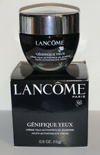 Lancome Genifique Yeux Youth Activating Eye Cream Full Size .5oz/ 15g New In Box