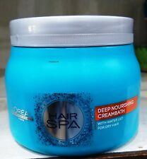 Loreal Professional Paris Hair Spa Deep Nourishing Creambath With Water Lily