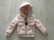 Manteau doudoune duvet plumes IKKS fille rose taille 3 ans neuf avec étiquettes