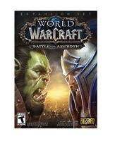 World of Warcraft: Battle for Azeroth - Windows