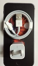 New OEM Original Authentic Apple iPhone 7 Plus 6+ Charger & Lightning USB Cable
