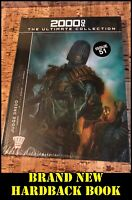 2000 AD: The Ultimate Collection: ISSUE 51- Judge Dredd Dark Justice - Book New
