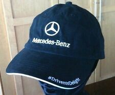 Mercedes Benz Baseball Cap Black Driven To Delight Owners Hat Car Adjustable Fit