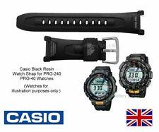 Genuine CASIO Watch Strap Band PRG-40 PRG-240 PRG40 PRG240 PRG 40 PRG 240 Protek
