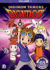 Digimon: Digimon Tamers - The Official Third Season, Vol. 1 [Region 1] DVD - NEW