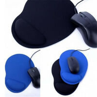 Rest Wrist Mouse Pad Mat Optical Mousepad Mice for PC Laptop Gaming Computer