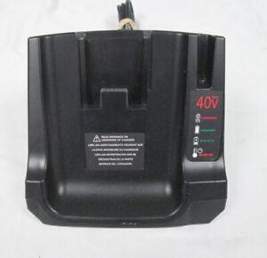 Lithium Ion Battery Charger Input:100-240v Output:40v Model LCS36 Black & Decker
