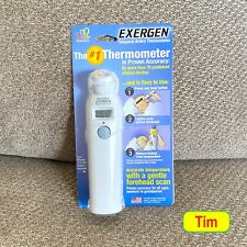 Exergen Temporal Artery Baby Thermometer - Tat-2000C (Authentic Guarantee)