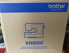 Brother XR9550PRW Sewing and Quilting Machine Project Runway LCD FAST SHIPPING