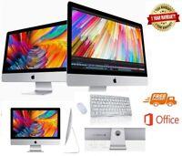 """Apple iMac 21.5"""" SLIM-LINE (2013)  - 500GB HD - 4GB RAM - 12 MONTHS WARRANTY - A"""