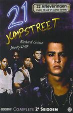 21 Jumpstreet : seizoen 2 (met Johnny Dep & Richard Grieco) (4 DVD)