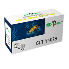 Yellow Toner Replace CLT-Y407S For Samsung CLP320 CLP320N CLP325 CLP325N