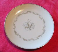 "{SET OF 4] Noritake (Chaumont) 8 1/4"" SALAD PLATES Exc Pat #6008 (2 sets avail)"