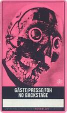 Die Toten Hosen - Unsterblich Tour 2000 Konzert-Satin-Pass Gast - Sammlerstück