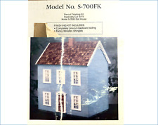 Vintage Simplicity Doll House Finishing Kit Real Good Toys S-700FK Sealed [NEW]