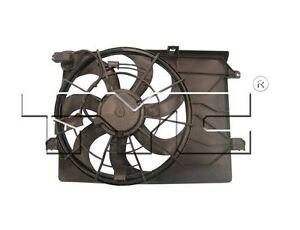 TYC 622700 Dual Rad&Cond Fan Assy for Kia Sportage 2.4L 2011-2016 Models
