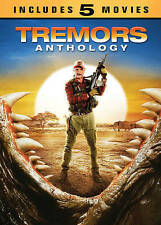 Tremors Anthology New DVD! Ships Fast!