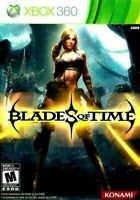 Blades of Time - Microsoft Xbox 360 X360 Game
