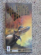 Robinson's Requiem (Panasonic 3DO, 1996)